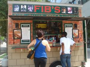 FIB's Food Cart
